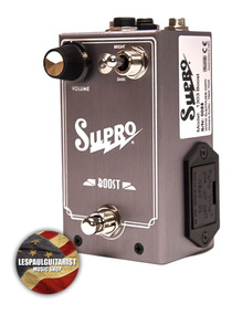 Pedal De Boutique Supro 1303 Boost Novo Made In Usa
