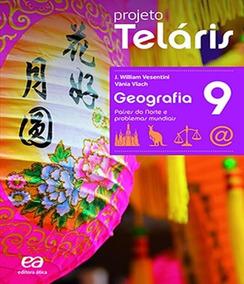 Projeto Telaris - Geografia - 9 Ano - Ef Ii - 02 Ed