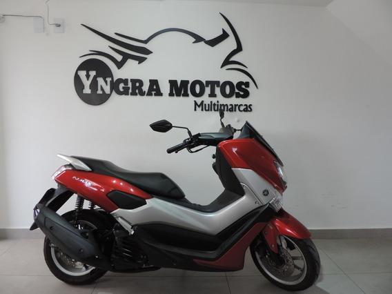 Yamaha Nmax 160 C/ Abs 2017 C/ 9.362 Mil Km Linda