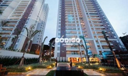 Imagem 1 de 25 de Apartamento Com 3 Dormitórios À Venda, 197 M² Por R$ 1.600.000,00 - Jardim Santa Mena - Guarulhos/sp - Ap1487