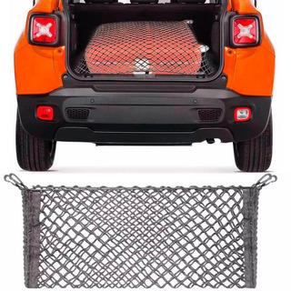 Rede Bagageiro Porta Malas Elástica Jeep Renegade Compass