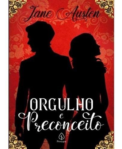 Livro - Orgulho E Preconceito Jane Austen