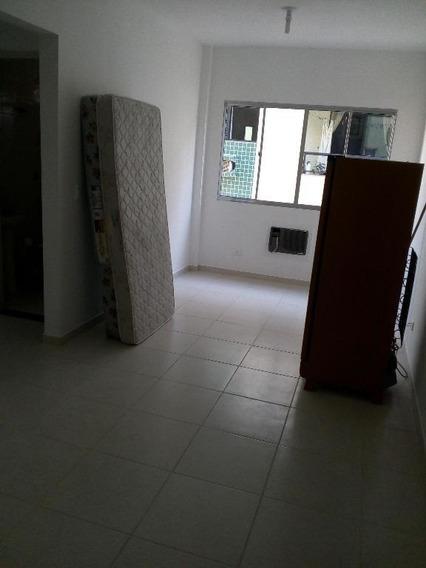 Apartamento Em Praia Da Enseada – Hotéis, Guarujá/sp De 55m² 1 Quartos À Venda Por R$ 175.000,00 - Ap480077