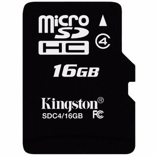 Cartão De Memória 16 Gb / Kingston / Frete Grátis