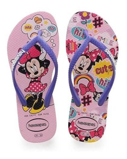 Chinelo Havaianas Kids Disney Cool