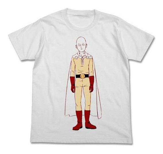 Playera Camiseta One Man Punch Tokio Personaje Serie
