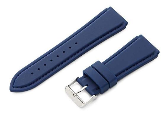 Correa Extensible 18mm Hadley Roma Reloj Azul Ms3346rag240