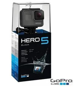 Gopro Hero 5 Black Original Lacrada + Nf