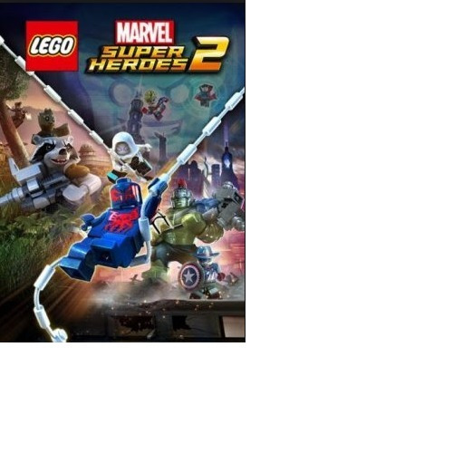 Lego Marvel Super Heroes 2-pc-dvd-(midia Fisica)