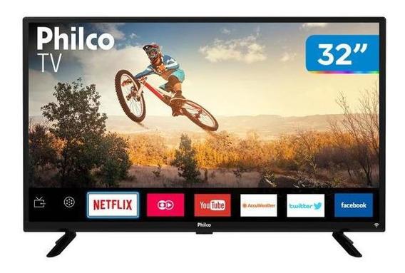 Smart Tv Led 32 Philco Ptv32g50sn-wi-fi Hdmi Usb