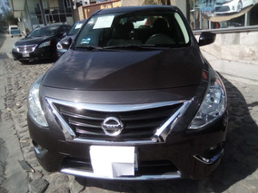 Nissan Versa 1.6 Exclusive Navi At 2016
