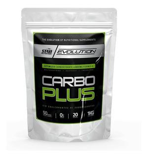Carboplus 1 Kg Star Nutrition - Energia Y Resistencia