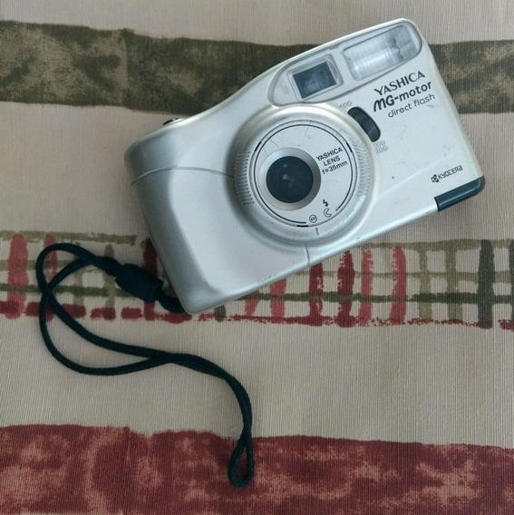 Máquina Fotográfica Yashica Mg-motor F=35mm