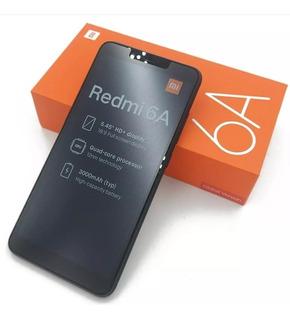 Celular Xiaomi Redmi 6a 16gb 2gb Ram Versão Global Com Nota