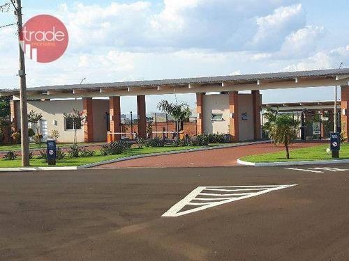 Terreno À Venda, 427 M² Por R$ 350.000,00 - Quinta Da Primavera - Ribeirão Preto/sp - Te1438