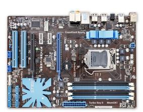 Kit Placa Mãe, Processador, Memoria E Placa De Video.