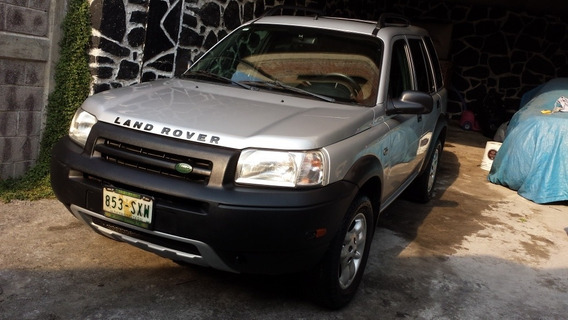 Land Rover Freelander 2.5 Hse Mt 2003