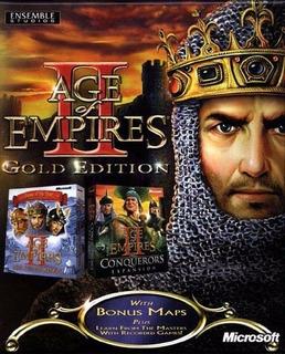 Age Of Empires 2 Gold Edition Juego Pc Envio Digital Gratis
