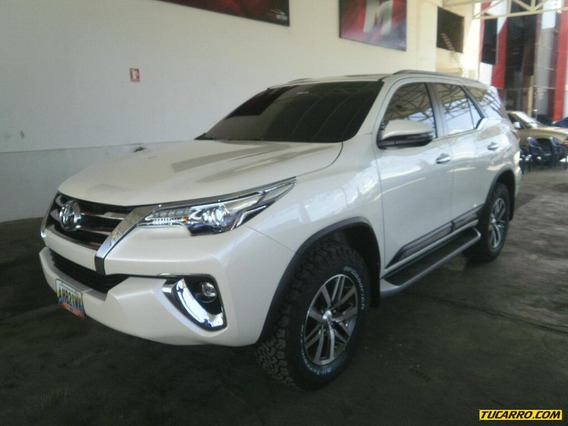Toyota Fortuner Vx.r 4x4