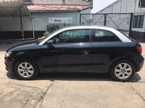 Audi A1 2014 Negro Factura Original Unico Dueño $204,000