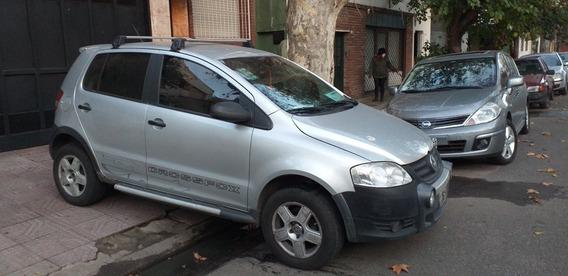 Volkswagen Crossfox 2008 1.6 Pack