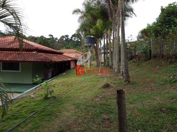 Chácara Residencial À Venda, Vila Amélia, Paraibuna. - Ch0040