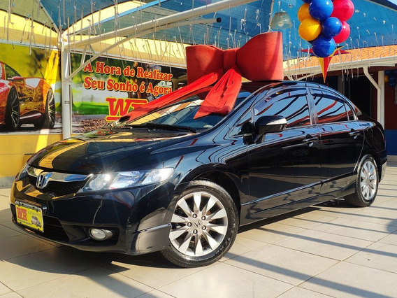 Honda New Civic 2011 Lxl Se 1.8 Flex Automático