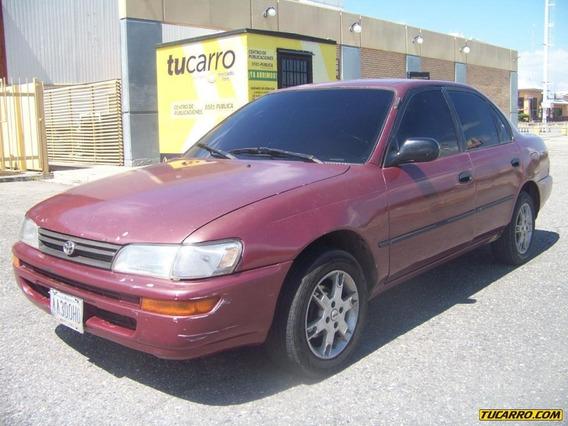 Toyota Corolla Sedàn