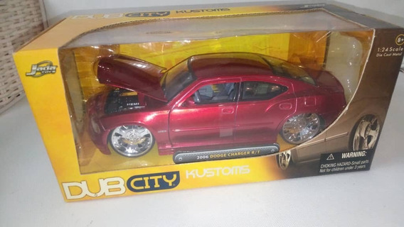Dodge Charger R/t Año 2006 Escala1/24