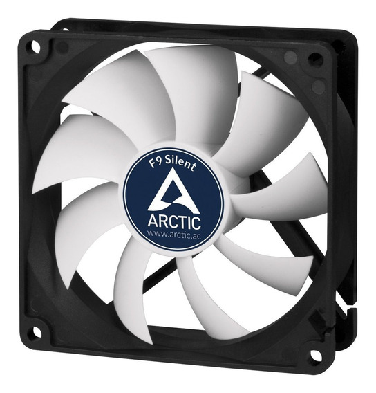 Fan Cooler Arctic F9 Silent, 92 Mm 3-pin With Standard And H