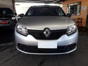 Renault - Logan Authentique Flex 1.0 12v 4p 2018