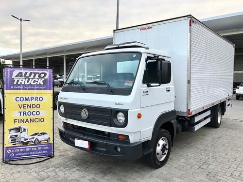 Volkswagem Delivery 8.160 Bau