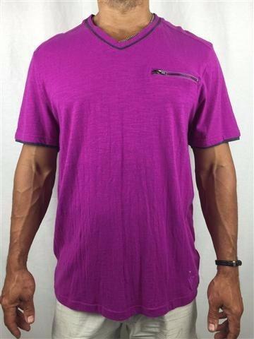 Camisa Guess Com Ziper