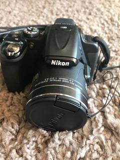 Camara Fotografica Marca Nikon Semi Profesional Modelo P600