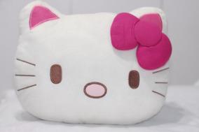 Almofada Hello Kitty Pelúcia - Leia A Descrição