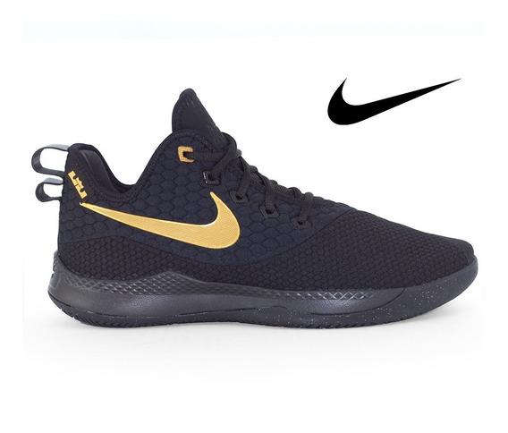 Tênis Nike Lebron Witness Iii Tamanho 45 46 47 48