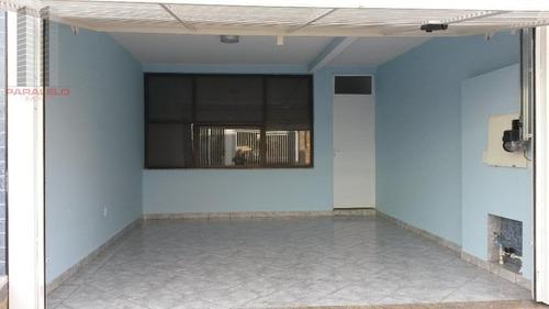 Sobrado À Venda, 160 M² Por R$ 795.000,00 - Vila Prudente - São Paulo/sp - So0093