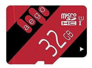 Tarjeta Micro Sd Aego 32gb Micro Sdhc Uhs-1 Clase 10 Tarjeta