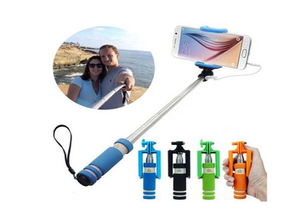 Bastão De Selfie Monopod