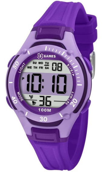Relógio X-games Infantil Xkppd014 Bxux C/ Garantia E Nf