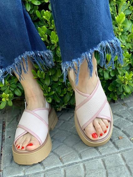 Zapatos Mujer Sandalias Art 601