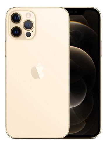 Celular Smartphone Apple iPhone 12 Pro 256gb Dourado - Dual Chip