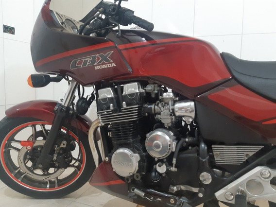 Honda Cbx750 7galo Grená