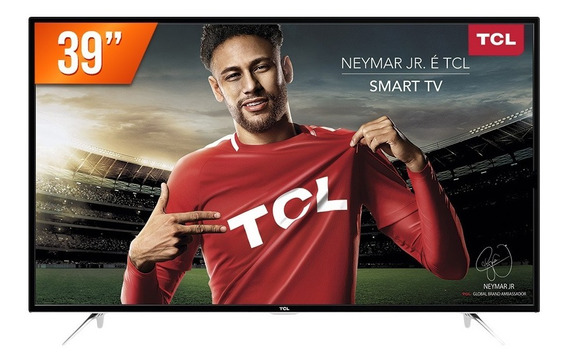Smart Tv Led 39 Tcl S4900fs Full Hd L39s4900fs