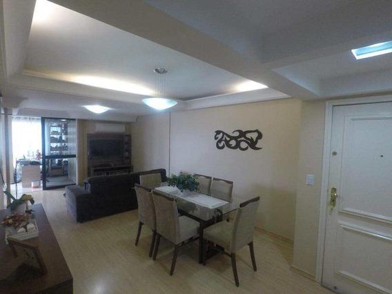 Apartamento 3 Quartoscentro - V836