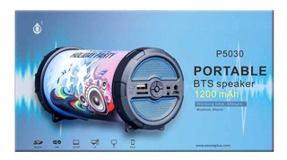 Parlante Portatil Bluetooth Mini Subwoofer Oneplus P5030