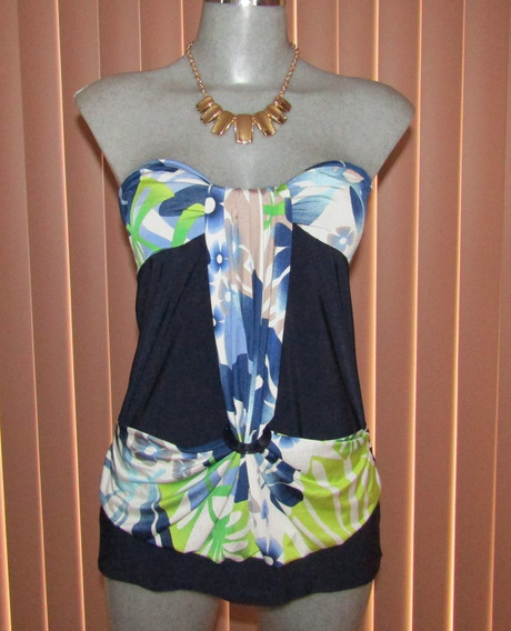 Lindo Top Strapless. T/m