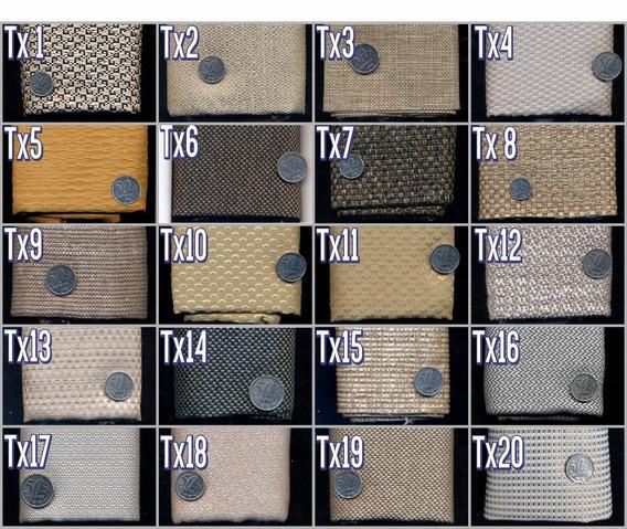 Tecidos Com Texturas Ortofônicos Rádios/som 31x21(ver Fotos)
