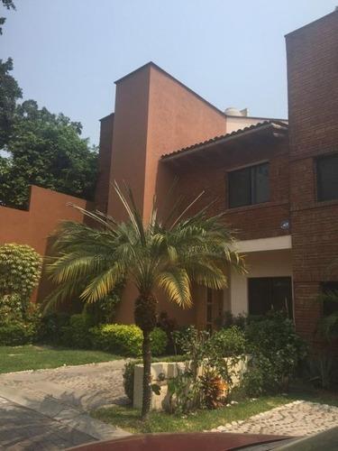 Casa En Condominio En San Miguel Acapantzingo / Cuernavaca - Est-1645-cd