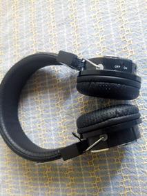 Headphones Com Fm Estereo Radio Mp3 Player